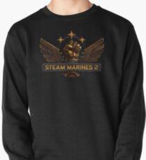 Steam Marines 2 - Logo Pullover