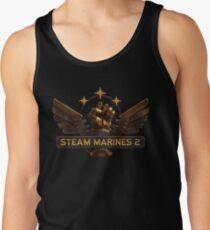 Steam Marines 2 - Logo Tank Top