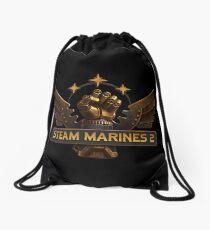 Steam Marines 2 - Logo Drawstring Bag