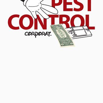 Pest Control: Corporat. by terrycitizen