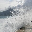 Ipanema Beach by Tom Carswell