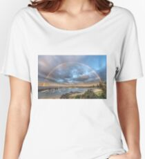 Wollongong Harbour Women's Relaxed Fit T-Shirt