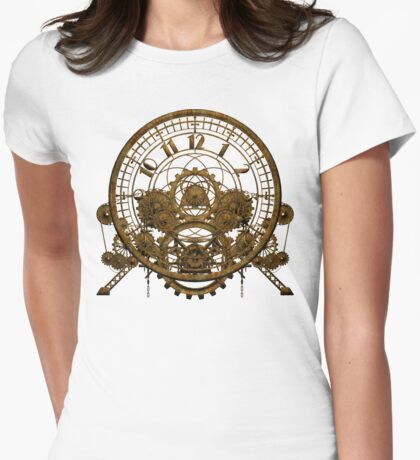 Vintage Steampunk Time Machine #1 T-Shirt