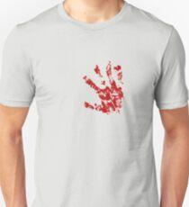 Bloody hand T-Shirt
