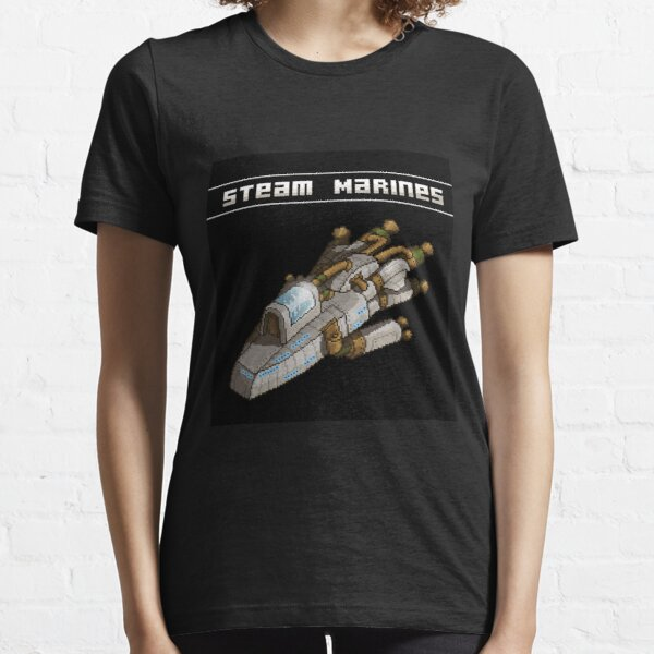 Steam Marines - I.S.S. Orion Essential T-Shirt