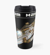 Steam Marines - I.S.S. Orion Travel Mug