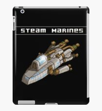 Steam Marines - I.S.S. Orion iPad Case/Skin