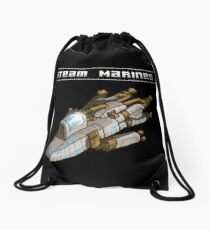 Steam Marines - I.S.S. Orion Drawstring Bag