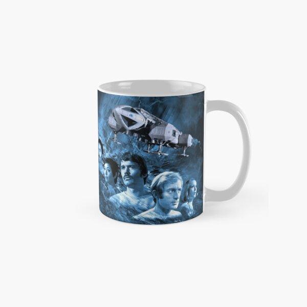 ALPHAN BLUE MOON 1 SPAZIO: 1999 LOGO Classic Mug