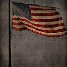 American Flag by A.R. Williams
