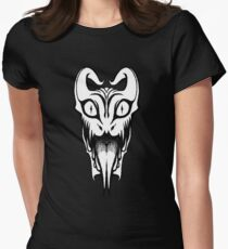 Devil's Tongue  Women's Fitted T-Shirt