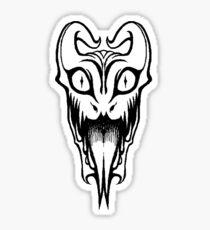 Devil's Tongue  Sticker