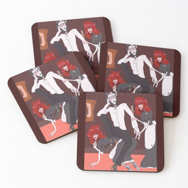 Kyle Coasters (Set of 4)