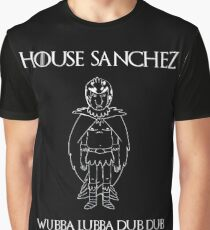 House Sanchez - Game of Thrones x Rick & Morty Mashup Graphic T-Shirt