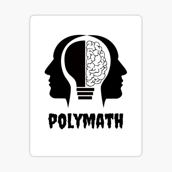 Polymath! Sticker