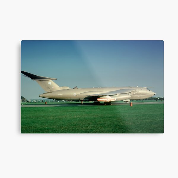 RAF XL188 Handley Page Victor Strategic Bomber Metal Print