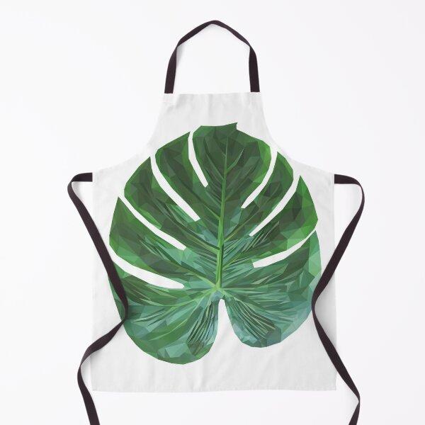 Monstera Fern Leaf Apron