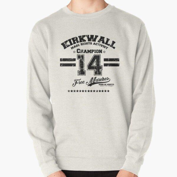 Pro Mage- Champion of Kirkwall Vintage Pullover Sweatshirt