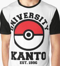 Poke University Graphic T-Shirt
