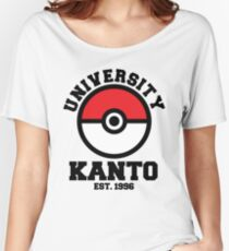 Poke University Women's Relaxed Fit T-Shirt