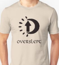 Sleep in Oblivion Unisex T-Shirt