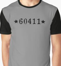 Chicago Heights-60411 Graphic T-Shirt
