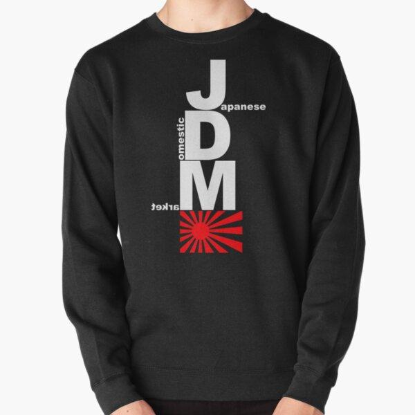 JDM Rising Sun (1) Sweatshirt épais