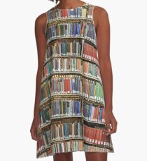 Library  A-Line Dress