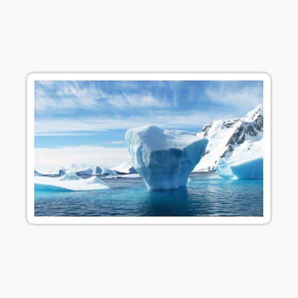 Iceberg in Antarctica Sticker