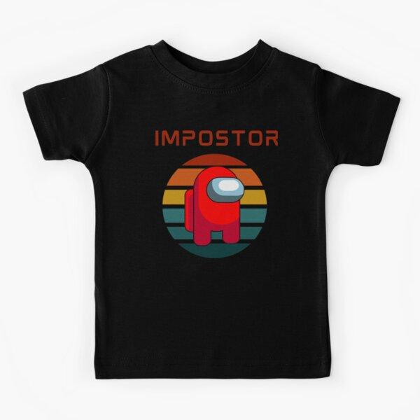 Impostor Camiseta para niños