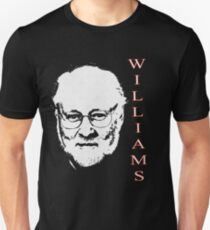 John Williams: Maestro series Unisex T-Shirt