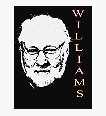 John Williams: Maestro series Photographic Print