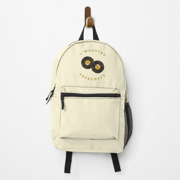 l'manberg supremacy dream smp (yellow) Backpack