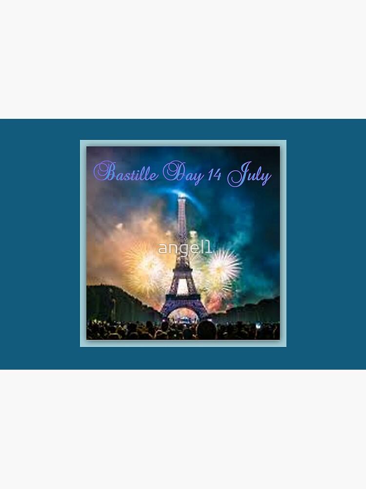 Bastille Day 14 July by angel1