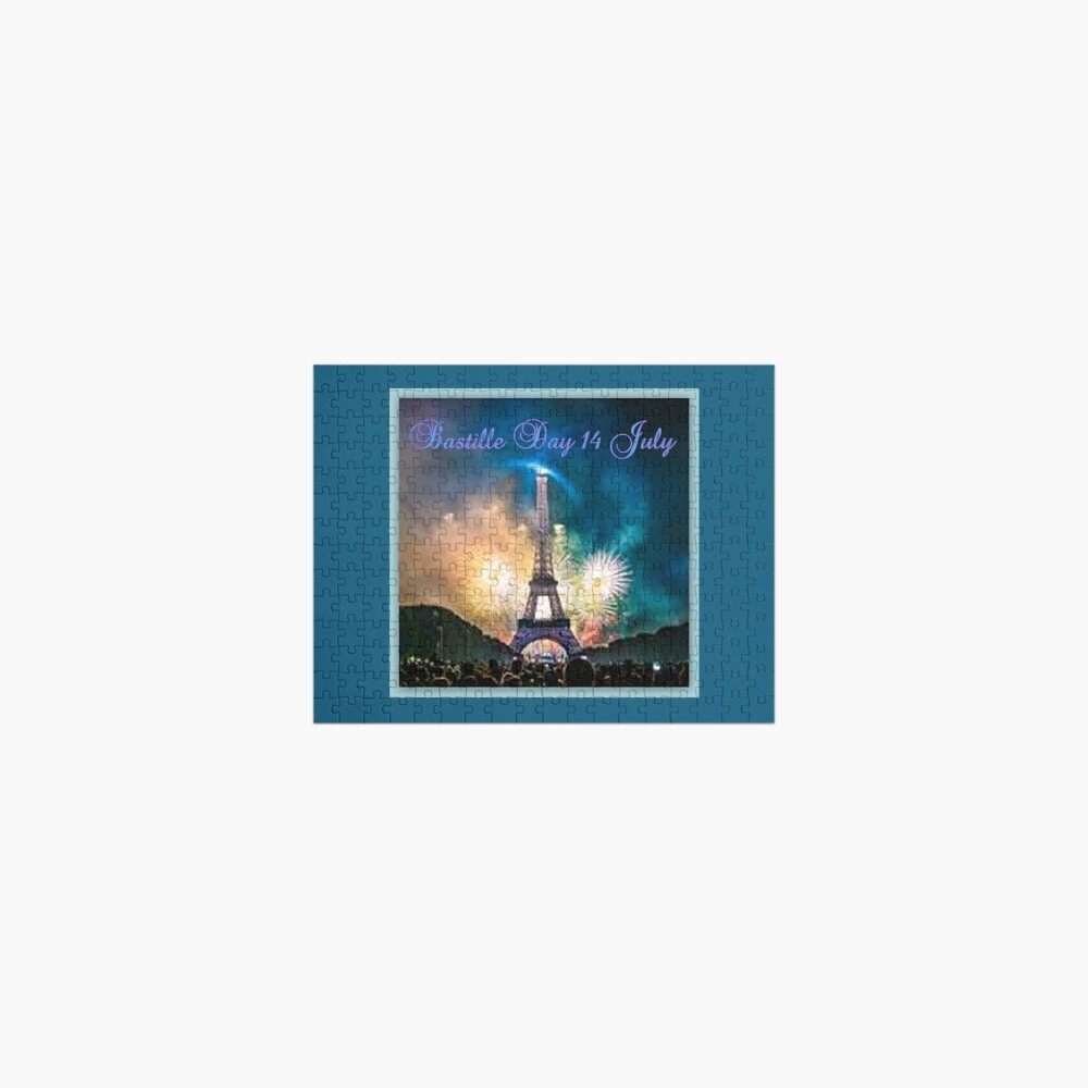 Bastille Day 14 July Jigsaw Puzzle