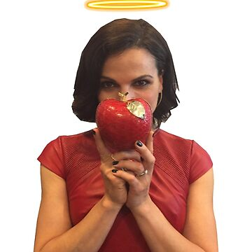 Lana Parrilla with a halo by meggie1tr