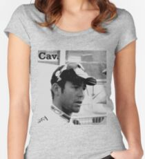 Cav. Women's Fitted Scoop T-Shirt