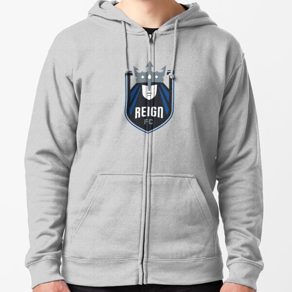 Reign FC Icon Zipped Hoodie