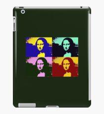 Pop Art Mona Lisa iPad Case/Skin