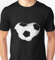 Fußball Slim Fit T-Shirt