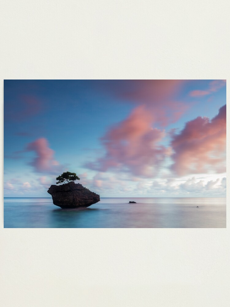 Alternate view of Christmas Island Photographic Print