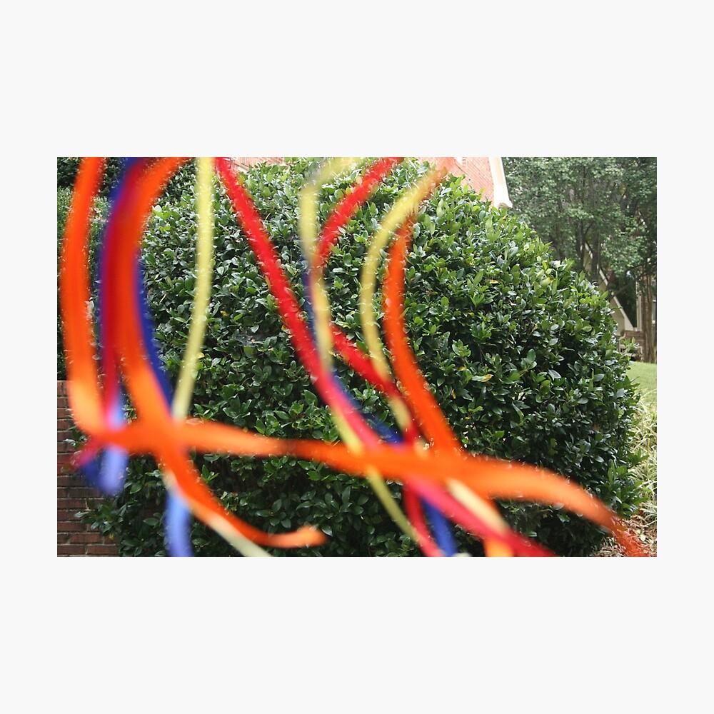 Ribbons #3 Fotodruck