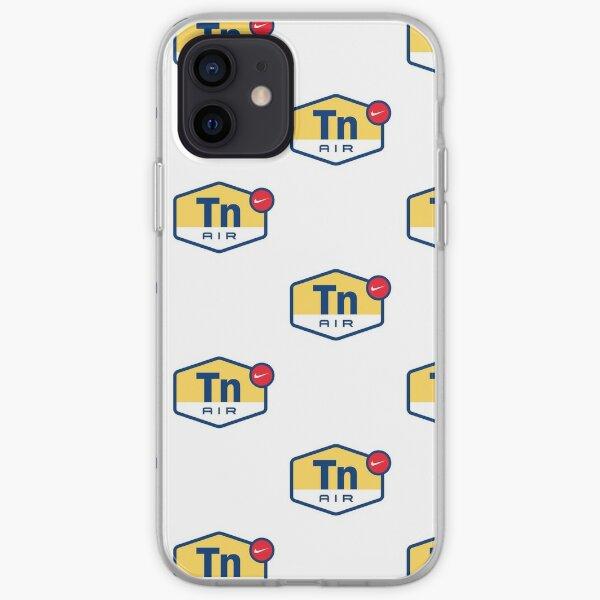 Tn Logo Phone case (White) iPhone Soft Case