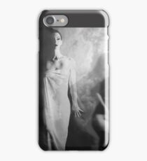 Out of the Fog - Self Portrait iPhone Case/Skin