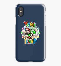 YOSHI'S ISLAND iPhone Case