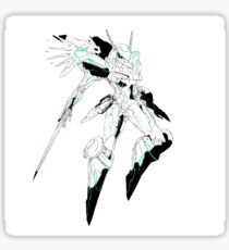 Zone of the Enders Sticker