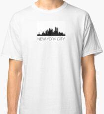 New York City Silhouette Classic T-Shirt