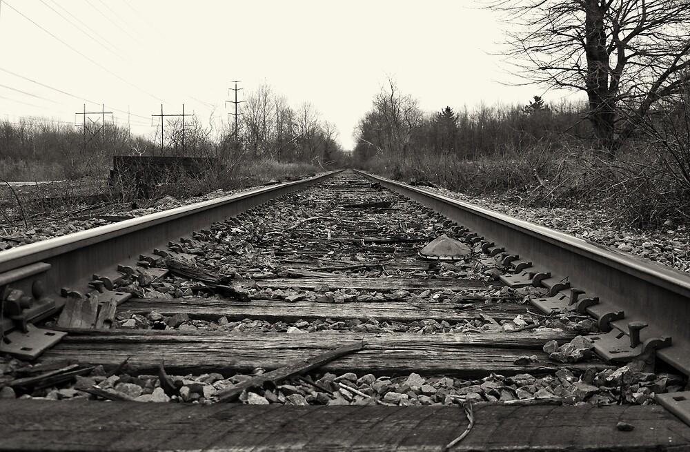 Let's Make Tracks  by John  Kapusta