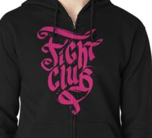 Fight Club Zipped Hoodie