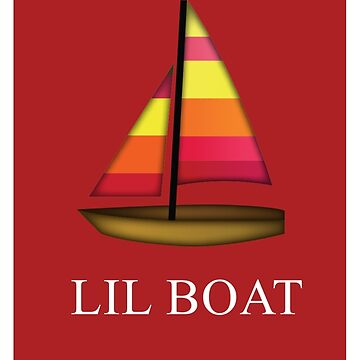 Lil Boat emoji by zcrb